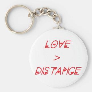 LOVE>DISTANCE キーホルダー