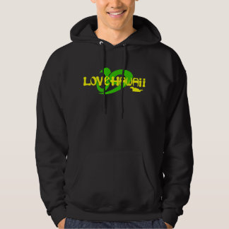 LOVE HAWAII09 LOGO パーカ