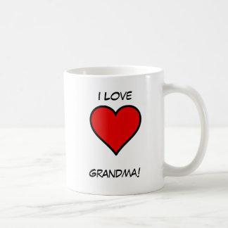 Love_Mug (個人化して下さい) コーヒーマグカップ