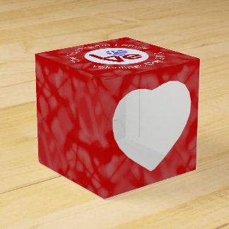 Love.pngの赤いギリシャ フェイバーボックス