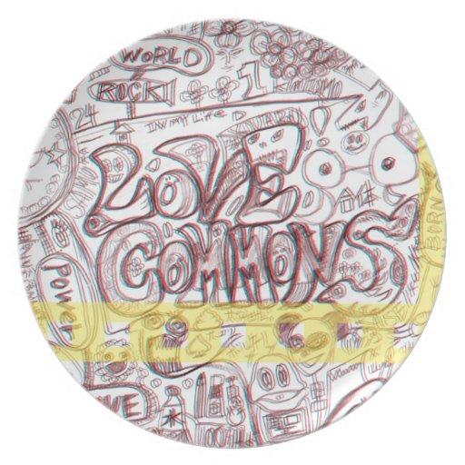 LOVECOMMONS プレート ディナー皿