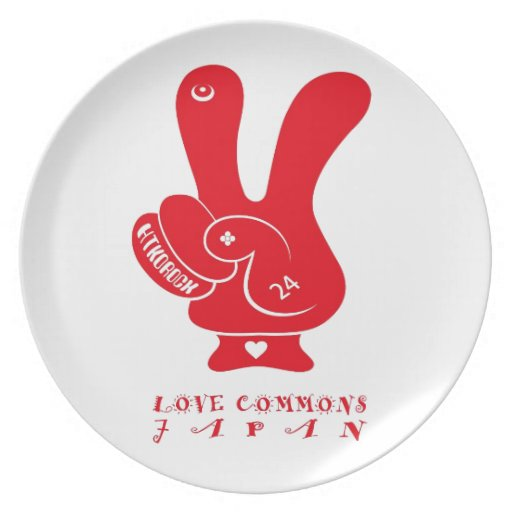 LOVECOMMONS JAPAN プレート パーティー皿