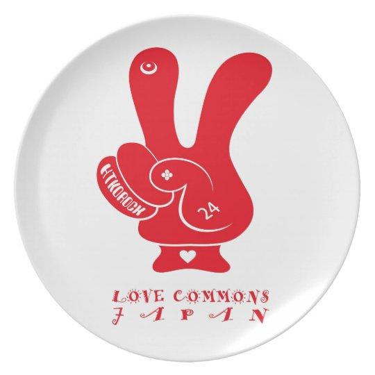 LOVECOMMONS JAPAN プレート プレート