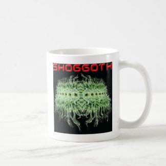 LovecraftのShoggoth コーヒーマグカップ