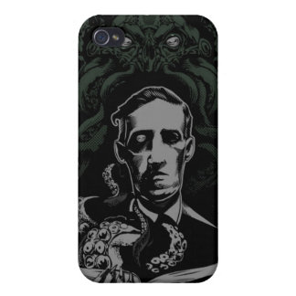 Lovecraft Cthulhu iPhone 4/4S ケース