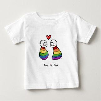 loveislove ベビーTシャツ