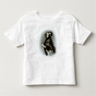 LovelaceのオーガスタAda Byronの伯爵婦人 トドラーTシャツ