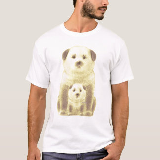 Lovely Dogs Tシャツ