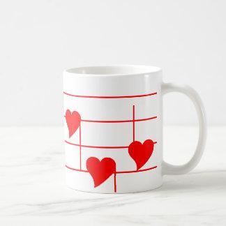 Love'nのノート コーヒーマグカップ
