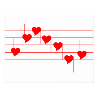Love'nのノート ポストカード