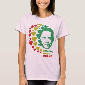 Lovesバラック・オバマママ Tシャツ