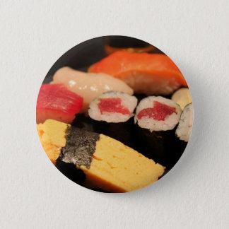 Lovin私の寿司 5.7cm 丸型バッジ