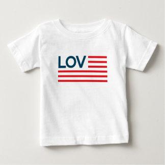 LOVUSA ベビーTシャツ