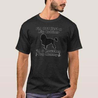Lowchen犬のデザイン Tシャツ