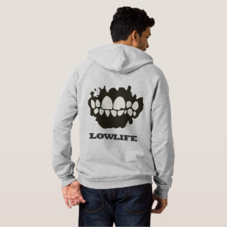 LOWLIFE - Tröja - Mönster rygg パーカ