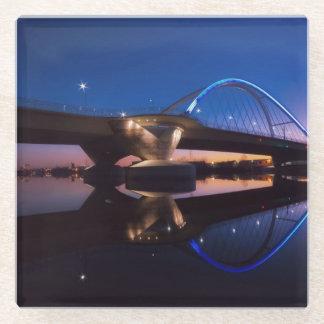Lowryの日没 ガラスコースター