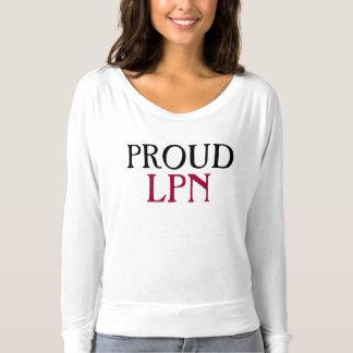 LPNがあること誇りを持った! Tシャツ