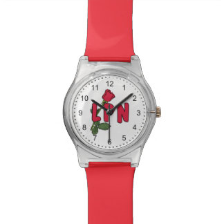 LPNのナースは上がりました 腕時計