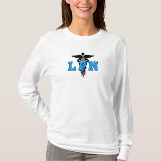 LPNの医学の記号 Tシャツ