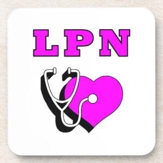 LPNの心配 コースター