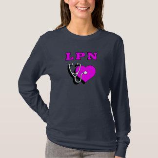 LPNの心配 Tシャツ