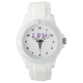 LPNの看護 腕時計