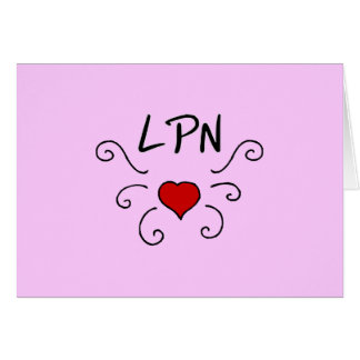 LPN愛入れ墨 カード