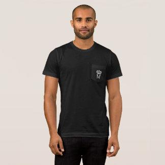 LRの皇族のモノグラム Tシャツ