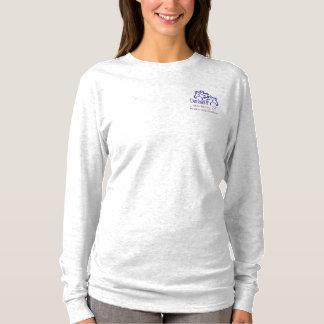 LSのワイシャツのDoubleHPの聖域及び学ぶ中心 Tシャツ