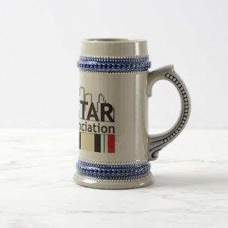 LSVAのドイツ語ステイン ビールジョッキ