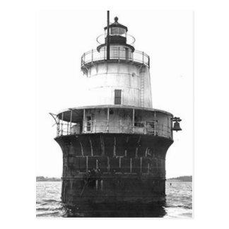 Lubecチャネルの灯台 ポストカード