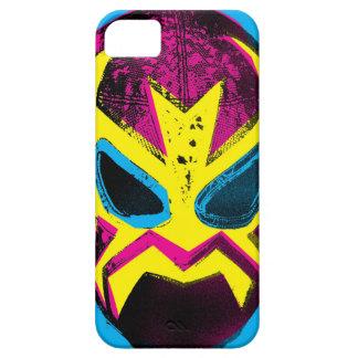 Lucah Libreのマスク iPhone SE/5/5s ケース