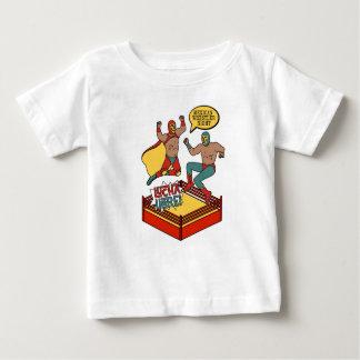 Lucha Libreの英雄 ベビーTシャツ