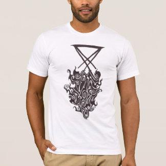Luciferの印 Tシャツ