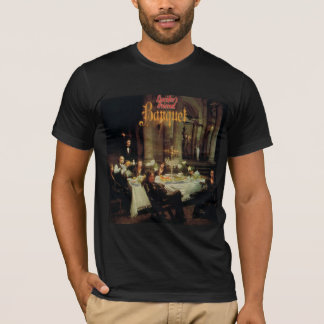 Luciferの友人: 宴会 tシャツ