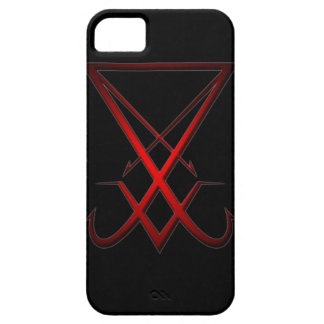 LuciferのSigilのiPhone 5/5sの電話箱 iPhone SE/5/5s ケース