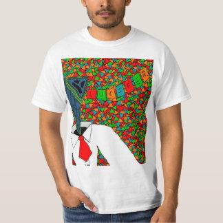Lucifer。 精神のワイシャツ tシャツ