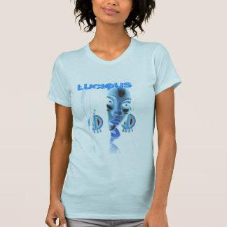lucious女性Tシャツ Tシャツ