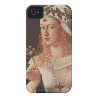 Lucrezia Borgia Case-Mate iPhone 4 ケース