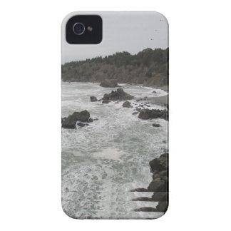 Luffenholtzのビーチカリフォルニア北岸の波 Case-Mate iPhone 4 ケース