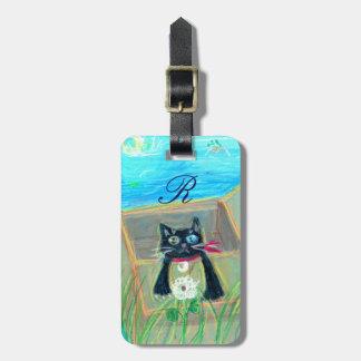 Luggage tag・Cat&Ladybug ラゲッジタグ