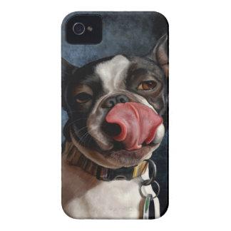 Luluボストンテリア Case-Mate iPhone 4 ケース