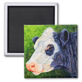 Lulu - Baldie黒い牛 マグネット