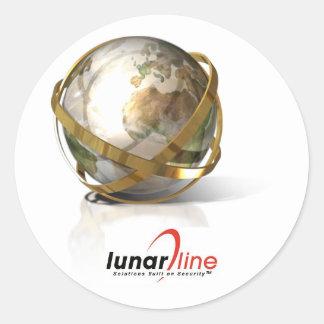 Lunarlineの可動装置のコース ラウンドシール