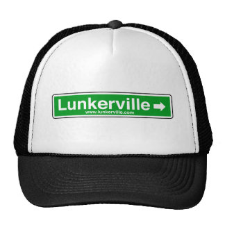 lunkervilleのスワッグ トラッカー帽子