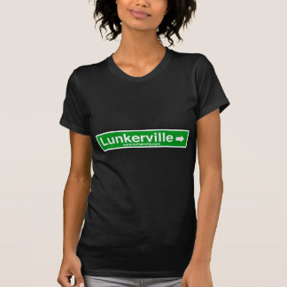lunkervilleのスワッグ tシャツ