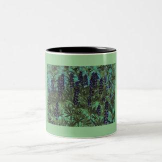 lupine ツートーンマグカップ
