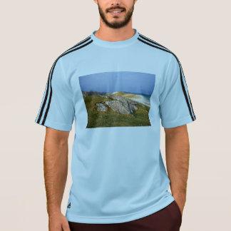 Luskentyreのハリス、スコットランドの島 Tシャツ