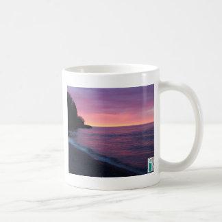 Lutsenの日の出 コーヒーマグカップ