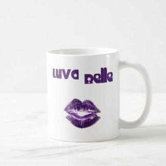 Luvaの美女のギア コーヒーマグカップ